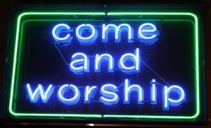 Don't Forget to Worship: The Importance of Finding a Worship Place Outside the Booth