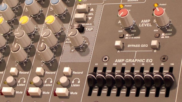 Don't Miss the Right Time to Upgrade Gear - Behind The Mixer