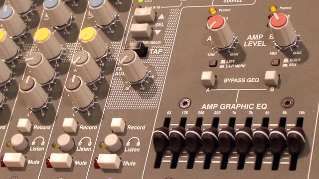 zed analog mixer