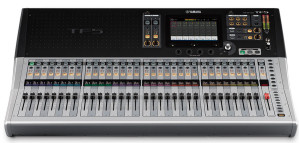 New Yamaha TF-Series Audio Consoles