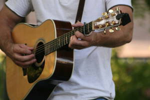 Acoustic Guitar Distortion And Other Wacky Stuff That Works Behind