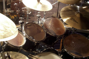 Drum Care and First Aid - Because Surprises Happen - Behind