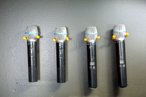 Take Control of Wireless Microphones: Solving Common Problems