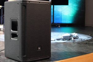 Podcast 009 – Are Active or Passive Speakers Right for Your Church