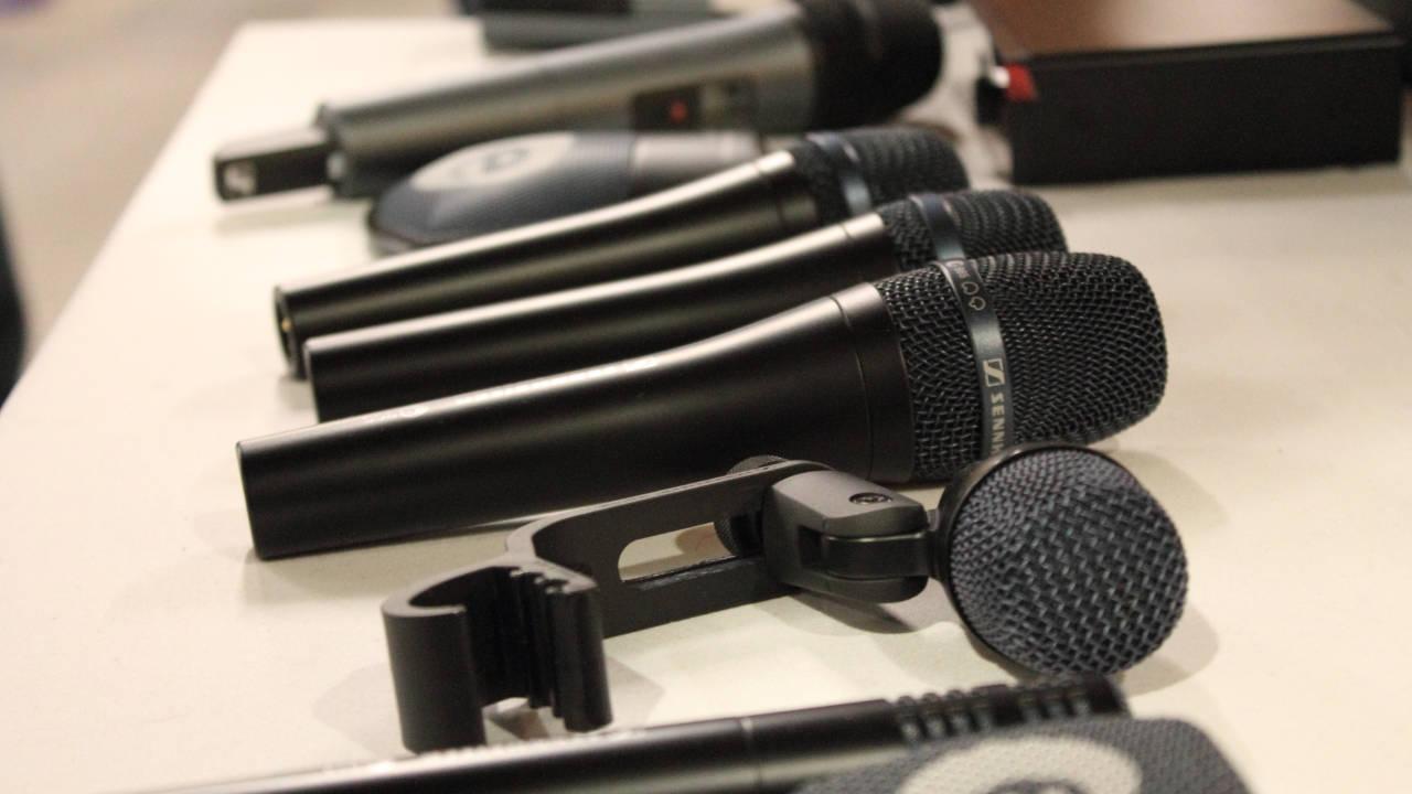 microphones properties sennheiser